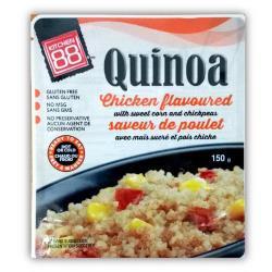 Kitchen 88 雞肉風味即食藜麥(150g)