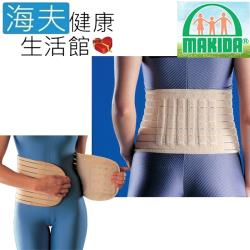 MAKIDA醫療用束帶 (未滅菌) 海夫健康生活館 吉博 磁性 多條式 腰帶(401)