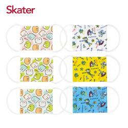 Skater幼兒紗布口罩-角落小生物+玩具總動員