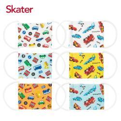 Skater幼兒紗布口罩-TOMICA+閃電麥昆