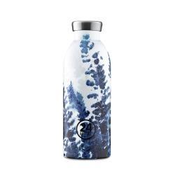 義大利 24Bottles 不鏽鋼雙層保溫瓶 500ml - 倒影