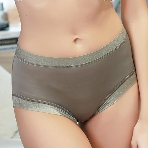 5+1件組【闕蘭絹】天然舒適30針100%蠶絲內褲5件(送蠶絲口罩套)2223/