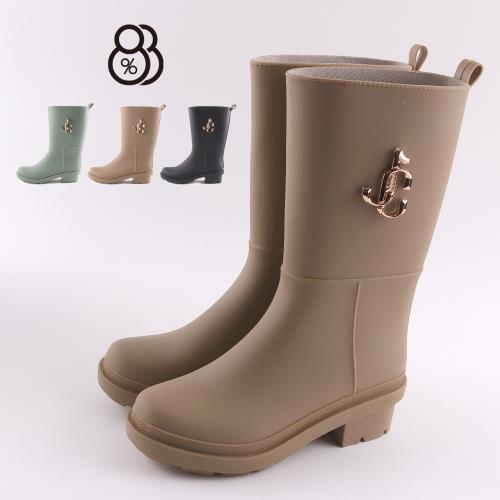 【88%】3CM雨靴