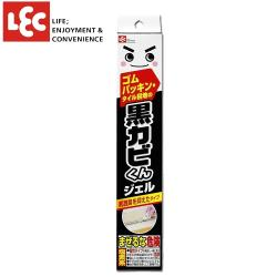 日本LEC 黑霉菌去除凝膠 100g