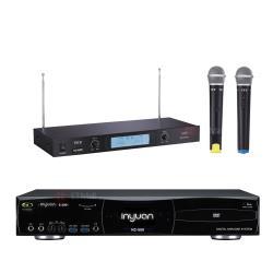 音圓 S-2001 N2-550 專業型卡拉OK點歌機 4TB+TEV TR-9688 無線麥克風