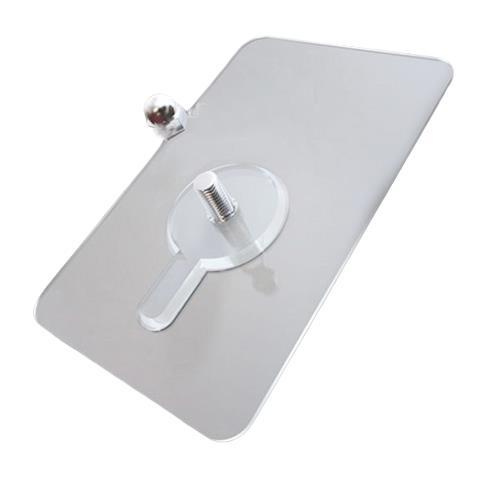無痕掛勾 AF037 螺絲貼 10入 免釘強力無痕掛勾貼 黏貼 門後掛勾 不銹鋼 強力黏膠 魔力貼 無痕 壁掛 免打洞 浴室廚房
