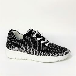 【WYPEX】獨特個性-簡單設計休閒鞋-黑