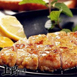 【上野物產】醇香醬烤豬肉排 (80-100g/片)x18片