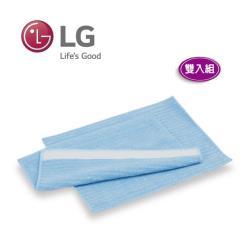 LG樂金 【原廠公司貨】超細纖維抹布 VMP-UM02R(掃地機器人專用)(雙入組)