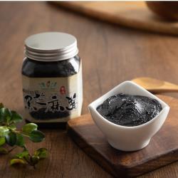 台灣上青  黑芝麻醬360G*2罐組