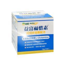 加送隨機奶粉包2包【益富】福惜素 15g*15包/盒 (1盒)