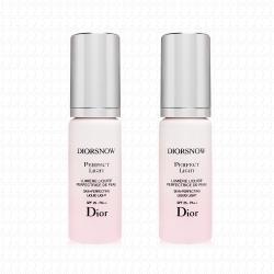 Dior迪奧 雪晶靈粉鑽光感柔膚萃7ml*2