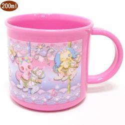 三麗鷗寶石寵物寶石兔水杯漱口杯兒童水杯杯子200ml 248559【卡通小物】