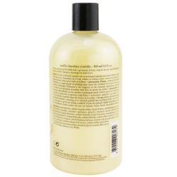 肌膚哲理 香草巧克力碎屑洗髮露,沐浴露和泡泡浴 480ml/16oz