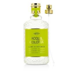4711 科隆之水 萊姆&肉豆蔻古龍水Acqua Colonia Lime & Nutmeg EDC 170ml/5.7oz