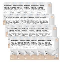 台塑生醫Dr's Formula山梨醇煥活抗皺面膜(5片/盒)*24盒入