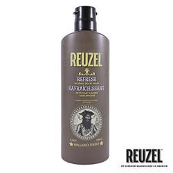 REUZEL Beard Wash 免沖保濕潔淨鬍鬚泡沬200ml