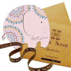 ThaiScent泰香  Spell love大象香氛掛片