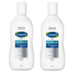 Cetaphil舒特膚 AD益膚康修護潔膚乳295ml(二入組)