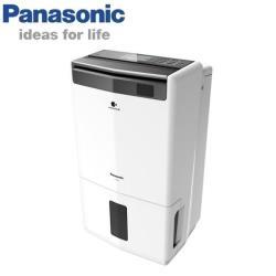 Panasonic國際牌 10公升一級能效智慧節能空氣清淨除濕機F-Y20JH