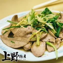 【上野物產】軟嫩麻油台灣豬粉肝(300g±10%/包) x6包