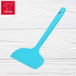新品上市  MULTEE 摩堤 全矽晶工具-大煎鏟 / 繽紛色系