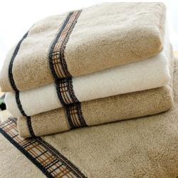 美國棉 低調奢華厚款毛巾 (12條 整打裝)台灣興隆毛巾製  飯店等級厚度