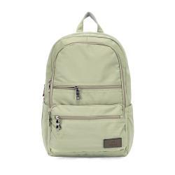 J II 後背包-極限水洗雙拉鍊後背包-豆綠色-6566-22