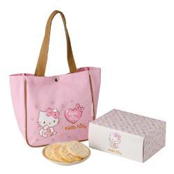 [Hello Kitty]雪米餅樂活禮盒(提袋)