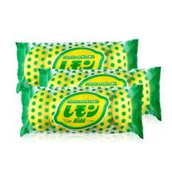 日本NISSAN天然檸檬香皂65g/5個x3入