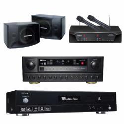 金嗓 CPX-900 F1 點歌機4TB+ZSOUND Z-333+CHIAYO NDR-2120+SOUNKYO SK-180
