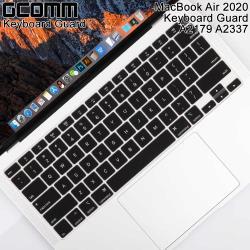 GCOMM Apple 2020 MacBook Air 13吋 A2179 A2337 鍵盤保護膜 透明