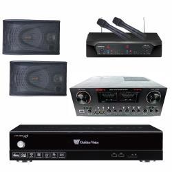 金嗓 CPX-900 A5伴唱機 4TB+MORITA MA989 PRO+CHIAYO NDR-2120+SUGAR SK-8800V