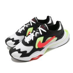 Nike 休閒鞋 Zoom Division 運動 男鞋 氣墊 避震 包覆 舒適 球鞋 穿搭 黑 紅 CK2946001 [ACS 跨運動]