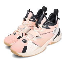 Nike 籃球鞋 Why Not Zer0 3 PF 運動 男鞋 喬丹 避震 包覆 明星款 球鞋 穿搭 粉 黑 CD3002600 [ACS 跨運動]