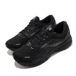 Brooks 慢跑鞋 Ghost 13 GTX 運動 男鞋 路跑 緩震 DNA科技 健身 球鞋 黑 灰 1103421D072 [ACS 跨運動]