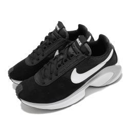 Nike 休閒鞋 DMSX Waffle 運動 男鞋 舒適 簡約 麂皮 球鞋 穿搭 黑 白 CQ0205001 [ACS 跨運動]