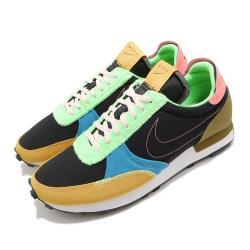 Nike 休閒鞋 DBreak Type 運動 男鞋 麂皮 簡約 色塊拼接 舒適 穿搭 黑 彩 DC3274064 [ACS 跨運動]