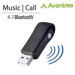 【Avantree】DG50 Leaf低延遲USB藍牙音樂發射器