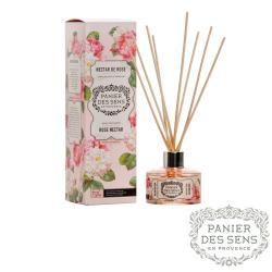 法國 Panier des Sens 玫瑰沁蜜 Rose Nectar 100ML 天然室內擴香