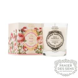 法國 Panier des Sens 活力玫瑰 Rejuvenating Rose 180g 香氛蠟燭
