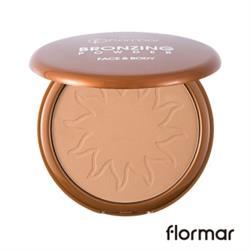 【法國 Flormar】脫胎換骨小V修容餅(3色)