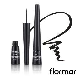 【法國 Flormar】夢遊基安蒂極致防水眼線液