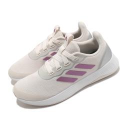 adidas 慢跑鞋 QT Racer Sport 女鞋 愛迪達 路跑 緩震 透氣 球鞋穿搭 米 粉 FY5679 [ACS 跨運動]
