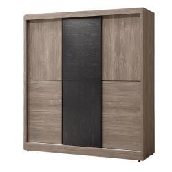 H&D 波爾多6×7尺衣櫥