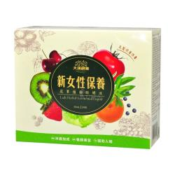 大漢酵素 新女性保養蔬果植物醱酵液 15ml*24包/盒