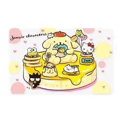 三麗鷗奇幻樂園《布丁狗鬆餅》一卡通 代銷