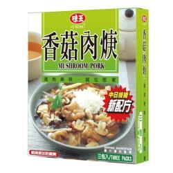 《味王》快餐-香菇肉羹200Gx3入/盒