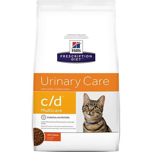 希爾思c/dMulticare泌尿系統護理貓處方6kg