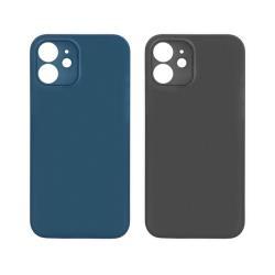 iPhone 12系列 超薄金屬質感【霧面磨砂】鏡頭全包/鏡頭挖空 手機保護殼
